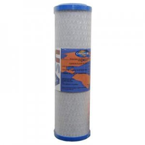 Chloramine Removal OMB Omnipure 1 micron Filter Cartridge