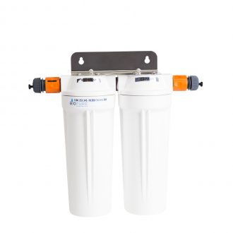 Caravan Water Filter System Twin Premium Cleanable