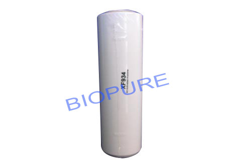 Fluoride Removal Activated Alumina Water Filter Cartridge