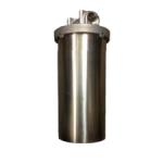 Stainless Steel Water Filter Housing 10 x 4.5 inch