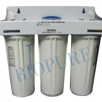 Doulton Triple Ceramic Fluoride Removal Water Filter System