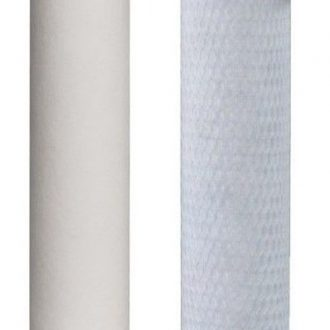 Budget 1 micron double replacement water filters 10 x 2.5 inch