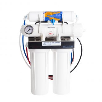 alkaline under sink reverse osmosis water purifier