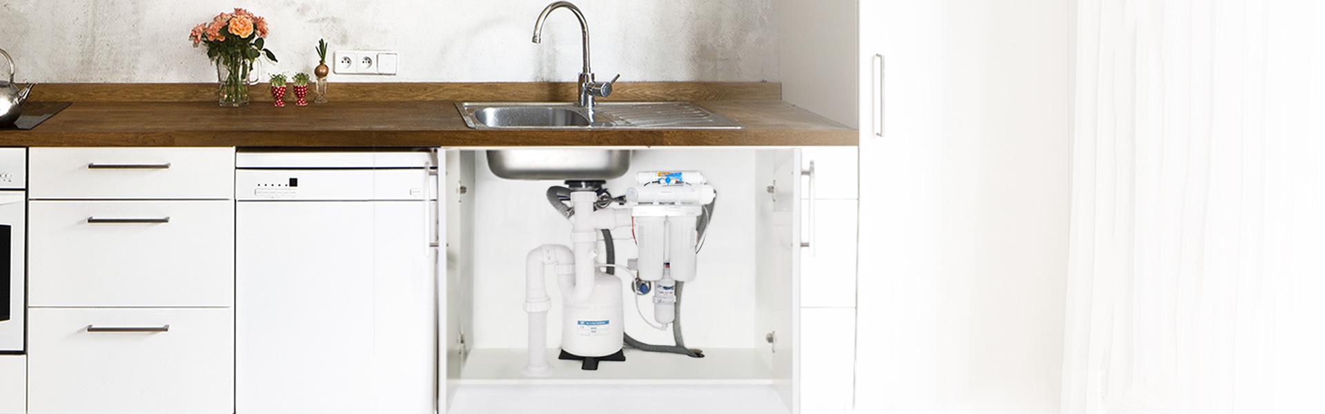 under sink reverse osmosis
