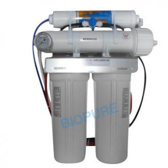 Alkaline under sink reverse osmosis