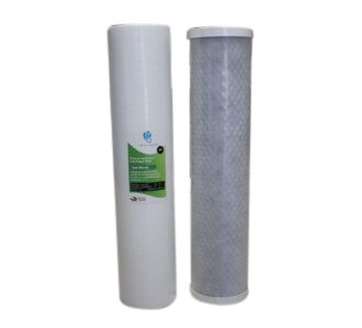 whole house silver nano water filter cartridges