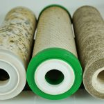 Biopure Article about Water Filter Changes . Dirty Cartridges